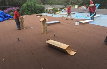 Epdm roofs