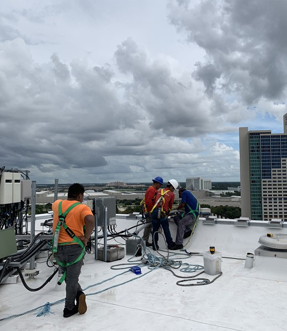 Tpo roof services