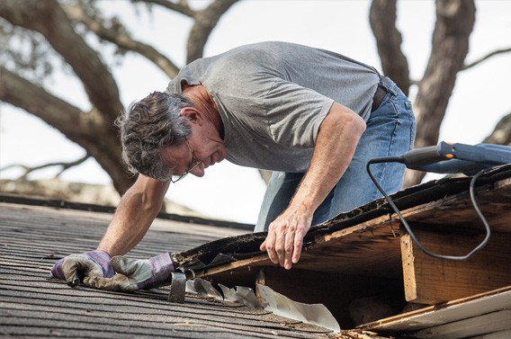 Multim family roof repairs
