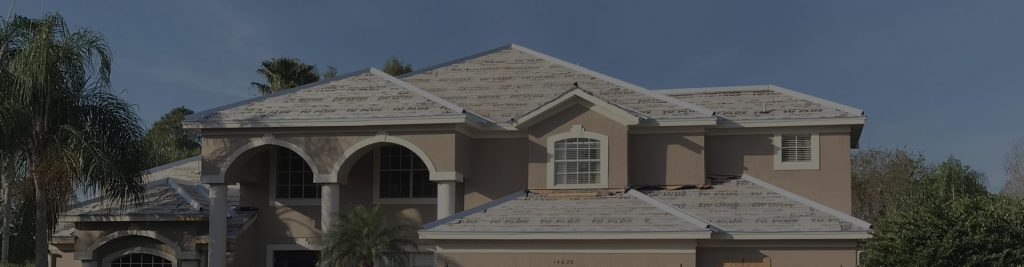 New roofs header