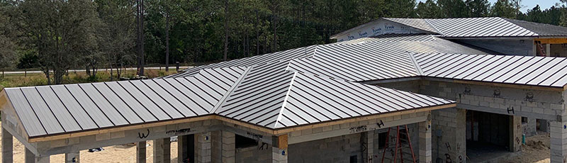 The benefits of metal roofing for your home