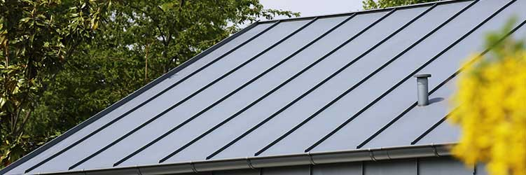 What is the average lifespan of a metal roof?